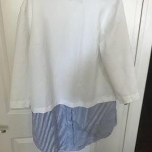 ASOS Two Toned Shirt Dress